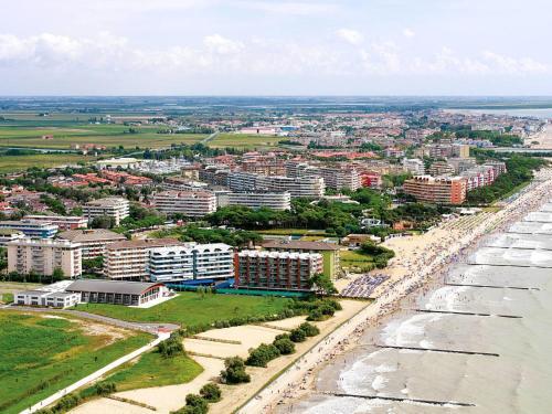 Vista aerea di Residenz Bora