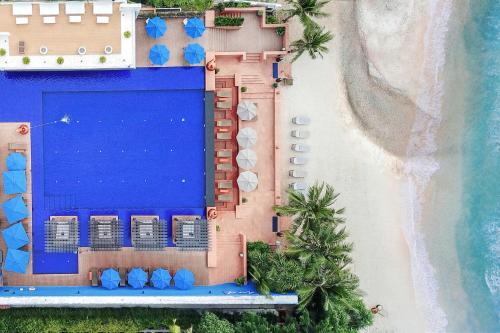 The floor plan of Ace of Hua Hin Resort