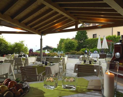 Ristorante o altro punto ristoro di Hotel Miralago