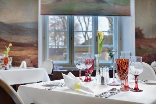 Restaurace v ubytování Chateau Herálec Boutique Hotel & Spa by L'Occitane