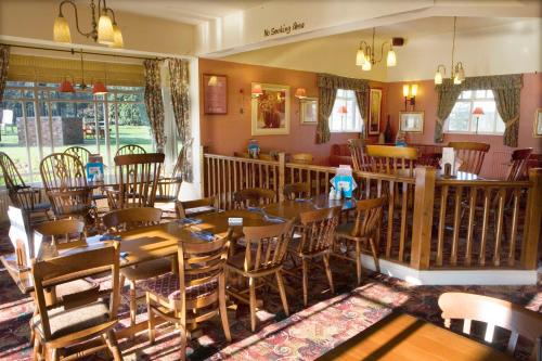 A restaurant or other place to eat at Heart of England, Northampton by Marston's Inns