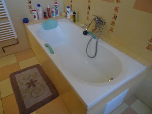 Koupelna v ubytování PrimaByt
