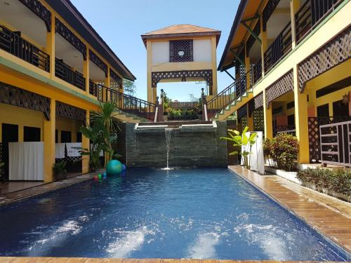 The swimming pool at or near Fasai House by Paradee