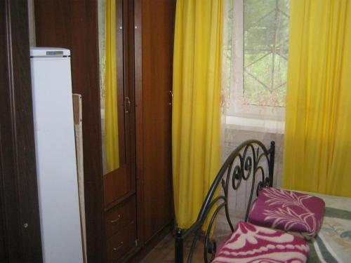 Гостиная зона в Apartment in Pyatigorsk