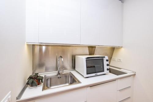 Cucina o angolo cottura di Casa Di Armando