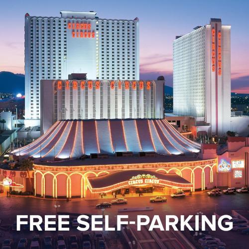 Parking at vegas casinos river spirit casino oklahoma gambling age