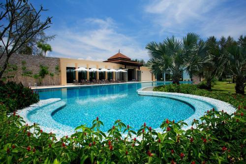 The swimming pool at or close to Ataman Luxury Villas