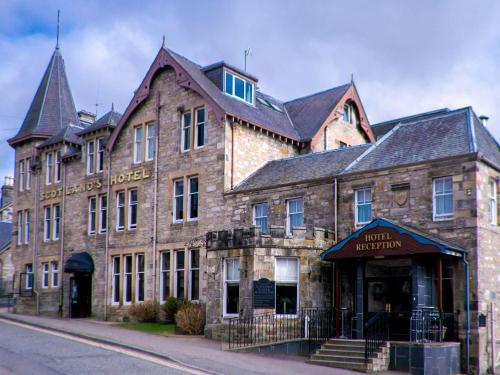 Scotlands Spa Hotel