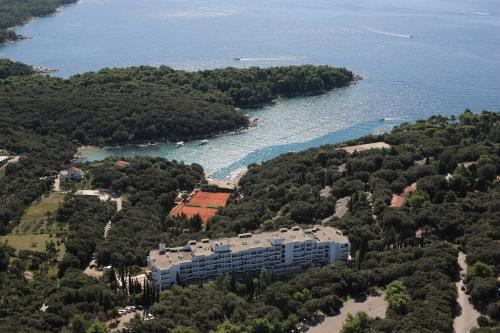 A bird's-eye view of Eva Sunny Hotel & Residence by Valamar