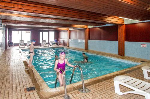 Hotel Odalys Chalet Alpina Tignes, France