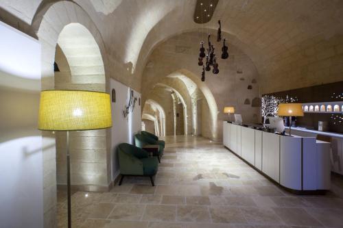 El vestíbulo o zona de recepción de Quarry Resort