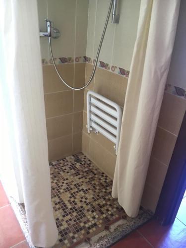 Un baño de Hotel-Apartamento Carolina y Vanessa