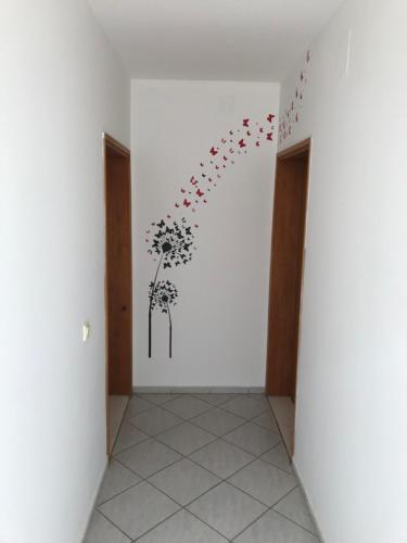 A bathroom at Apartments Nives