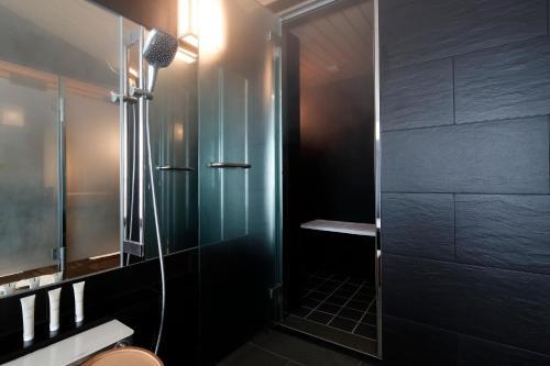 A bathroom at Hotel Gajoen Tokyo