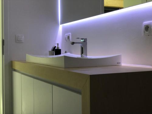A bathroom at Appart design