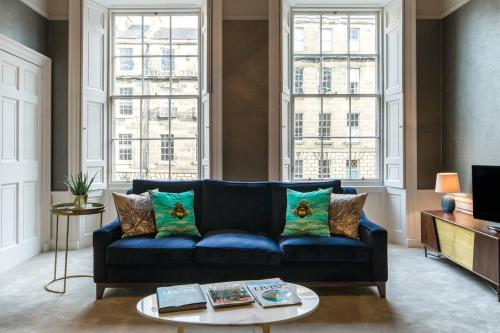 ALTIDO Luxury 3 bed in the heart of Edinburgh New Town