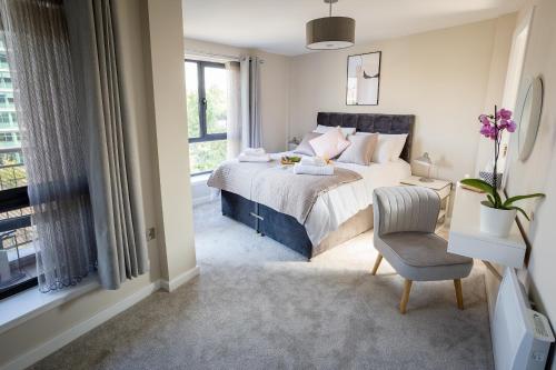 Luxury Quayside Apartment