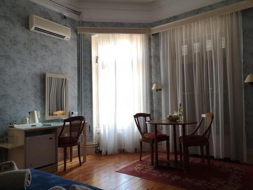 Гостиная зона в Villa Melina