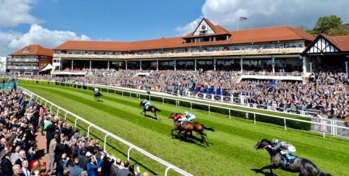Chester Racecourse Townhouse 23 Black friars