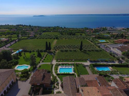 A bird's-eye view of Residence Corte Ferrari