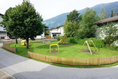 Children's play area at Arenablick