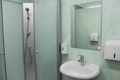 Ванная комната в База Дракон село Ниновка Икрянинский район Астраханская область 416353
