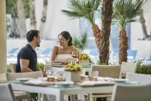 拉斯維加斯四季酒店餐廳或用餐的地方
