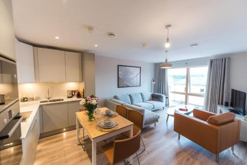 5 star luxury apartment in the city centre