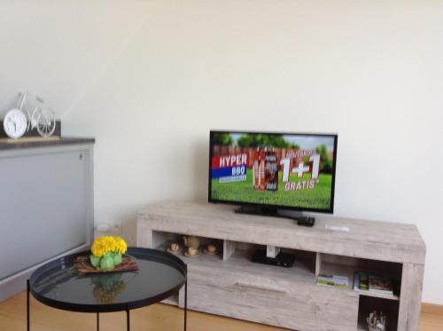 Een TV en/of entertainmentcenter bij 't Speutekot