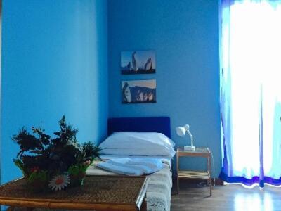 Ένα ή περισσότερα κρεβάτια σε δωμάτιο στο BBPORTAaMARE