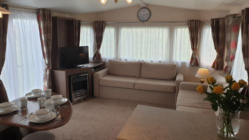 Luxury 3 bed Caravan