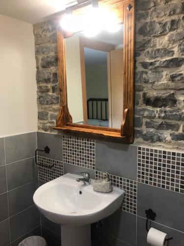 Un baño de Casa Rural Araceli