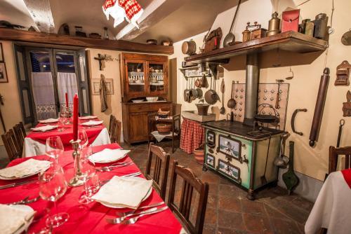Ristorante o altro punto ristoro di Albergo Ristorante Garibaldi