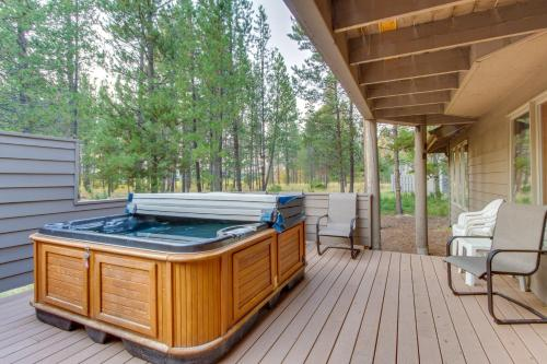 Spa and/or other wellness facilities at 11 Blue Goose
