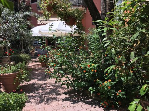 Giardino di Residence Gloria
