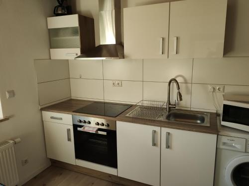 A kitchen or kitchenette at PK Pension