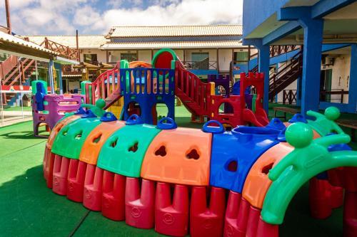Parquinho infantil em Pousada Laguna Hotel