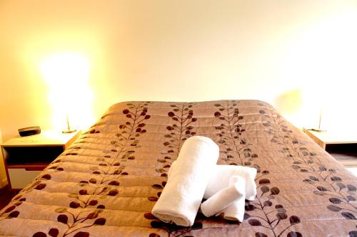 Spa and/or other wellness facilities at Les Troupes Apartments