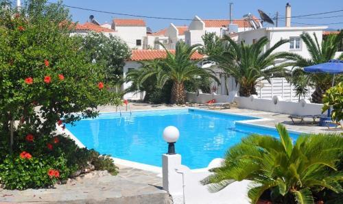 Πισίνα στο ή κοντά στο Villa Maria