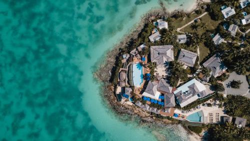 A bird's-eye view of Cocobay Resort - All Inclusive - Adults Only