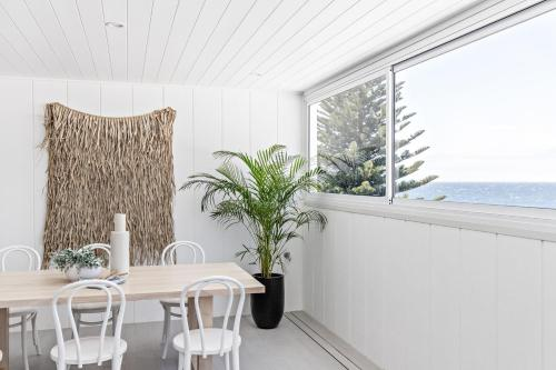A balcony or terrace at Swell Kiama