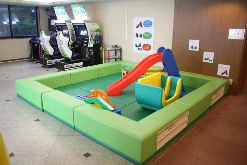 The kid's club at Park Hotel Miyabitei