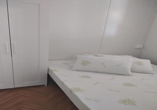 Letto o letti in una camera di Camping Borghetti