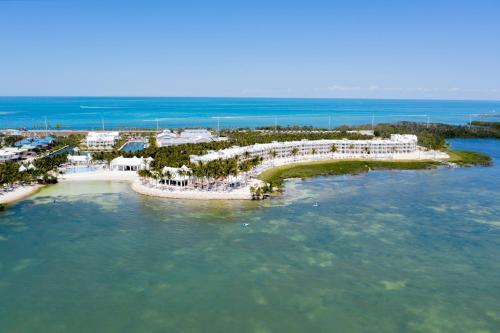 A bird's-eye view of Isla Bella Beach Resort & Spa - Florida Keys