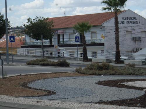 O edifício onde a estalagem está situado