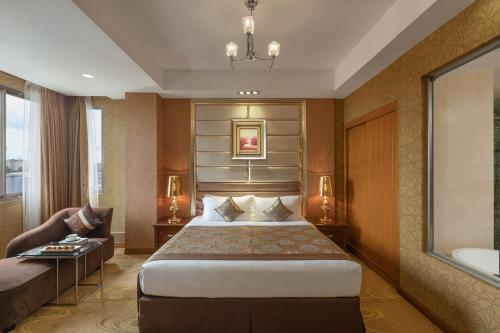 Cama o camas de una habitación en BEST WESTERN Chinatown Hotel