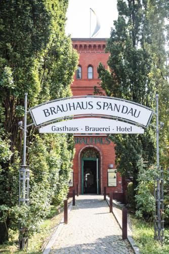 Hotel Brauhaus In Spandau Deutschland Berlin Booking Com