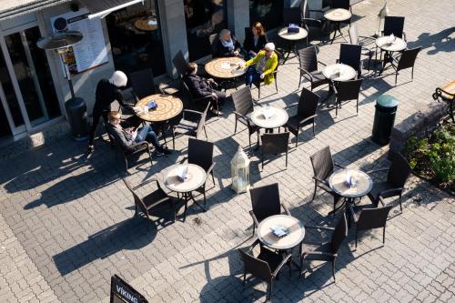 Ristorante o altro punto ristoro di Centrum Hotel