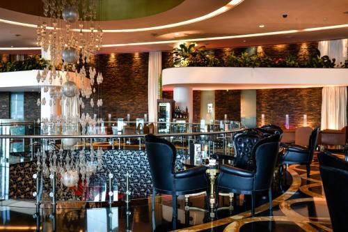 En restaurant eller et spisested på Splendid Conference & Spa Resort