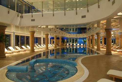 The swimming pool at or near Splendid Conference & Spa Resort